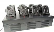 PatrolEyes SC-DV10 Police Data Transfer 8 Camera Docking Station