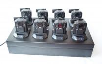 PatrolEyes SC-DV5 Police Data Transfer 8 Camera Docking Station
