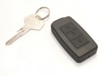 Lawmate Covert Keychain Audio Voice Recorder