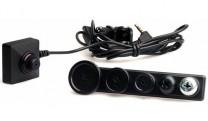 Lawmate BU-19 Covert Low Light Analog Button Camera