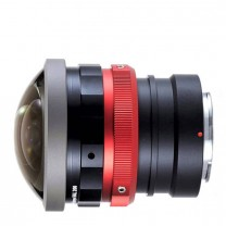 Entaniya HAL 200 Degrees 6.0 E Mount Fish Eye Lens