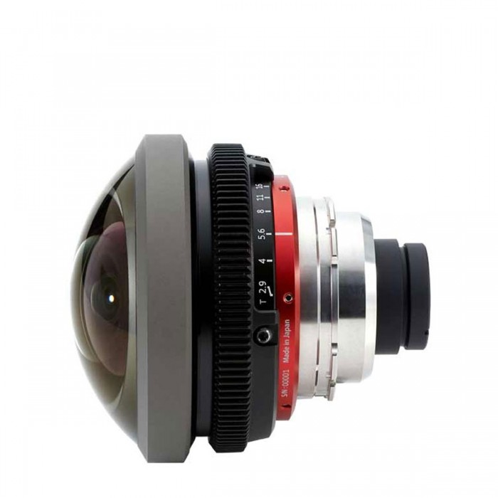 Entaniya HAL 220 Degrees B11 PL Fish Eye Lens