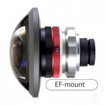 Entaniya HAL 250 Degrees 6.0 EF Mount Fish Eye Lens