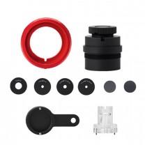 Entaniya HAL 250 Degrees 2.3MM Fish Eye Rear Group Lens Kit