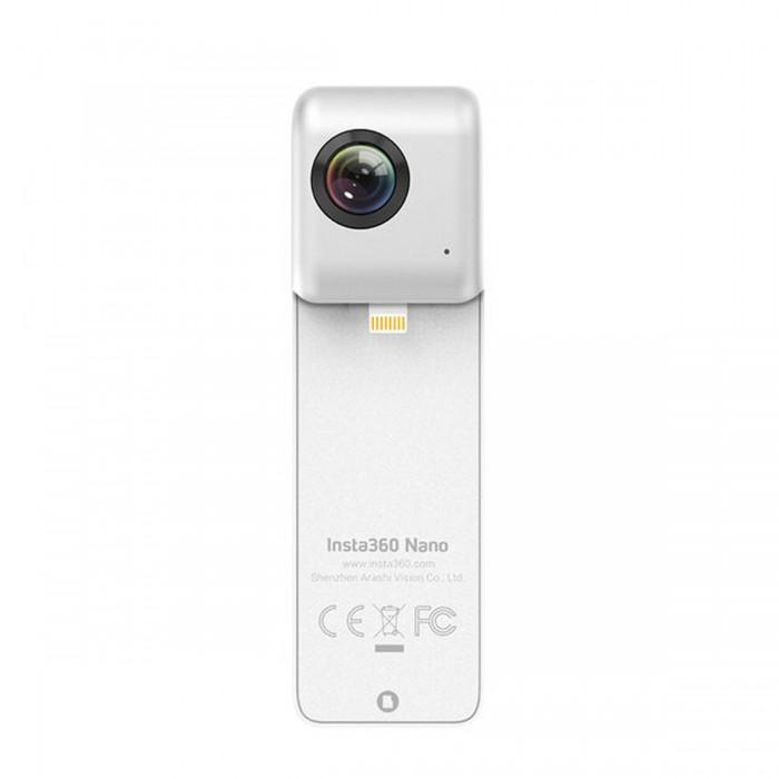 Insta360 Nano Modified 360° VR Night Vision IR Camera (Infrared)