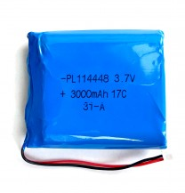 PatrolEyes HD Replacement Battery for PE-DV1 and PE-DV1-XL