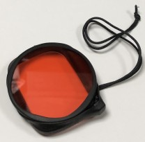 Underwater Red Polarized CPL Dive Filter for Sony X3000 AS300 AS50 MPK-UWH1