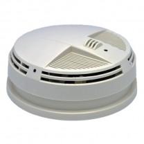 Zone Shield HD 4K IR AC Power Smoke Detector Bottom View Camera