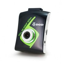 DOD VRH3 1080P Mini HD GPS Dash Camera LCD