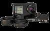 GoPro 4 Black with Ribcage Back-Bone Mod Installed