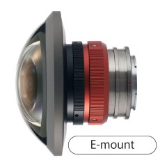 Entaniya HAL 250 Degrees 3.6 E Mount Fish Eye 360 VR Lens