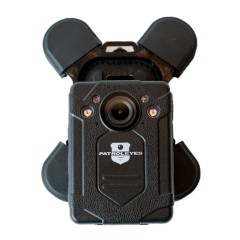 PatrolEyes Klick Fast Police Body Camera Magnet Mount