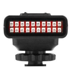 Rechargeable 20 LED USB Infrared Night Vision DSLR Light