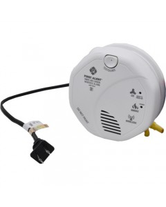 Mini Gadgets Smoke Detector with Dual 1080p WiFi Night Vision Covert Cameras