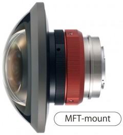 Entaniya HAL 250 Degree 3.0 MFT Mount Fish Eye Lens