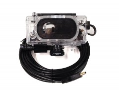 Live Feed 25' Underwater HDMI Housing Dive Case GoPro HERO5 6 7