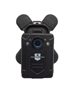 PatrolEyes Klick Fast Police Body Camera Magnet Mount
