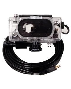 Live Feed 25' Underwater HDMI Housing Dive Case GoPro HERO5 6 7