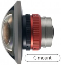 Entaniya HAL 250 Degree 3.0 C-Mount Fish Eye Lens