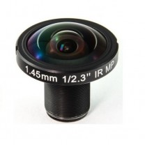 1.45MM 190 Degrees 12MP IR Fish Eye Lens