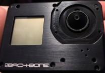 GoPro Hero5 Ribcage Modified Pinhole Button Screw Covert Camera