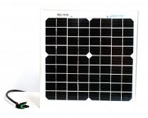 Spartan Ghost Trail Camera 20in 12V Monocrystalline Solar Panel