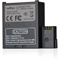 Veho Muvi K-Series Spare Battery 1500mAH