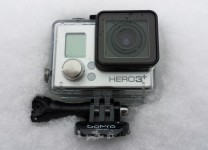 GoPro 3+ Plus Black Modified Lens IR Camera (Infrared)
