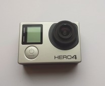 GoPro 4 Black Modified Lens IR Camera (Infrared)