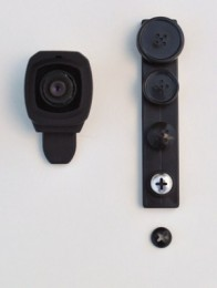 HD 1080P Button Narrow View Screw Pinhole Camera