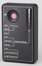 Portable RF Hidden Spy Digital Wireless Camera Detector