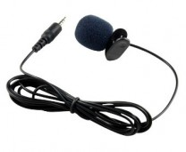 1.5MM Mini Low Gain Microphone