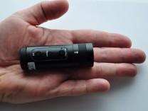 HD 1080P Mini Firefighter Helmet Bullet Camera