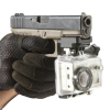 GoPro HD HERO Pistol Rail Gun Mount