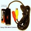 Sony Mini 550 Res Bullet Camera
