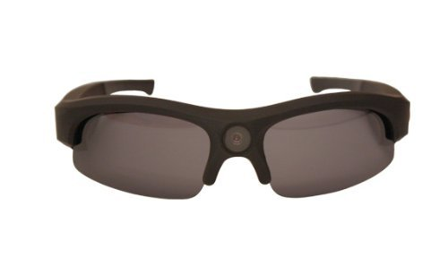 Wubblewear HD 1080P Wide Angle Wearable Sunglasses