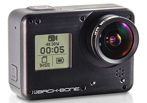 Ribcage Backbone GoPro Hero5 Black Modified IR Camera