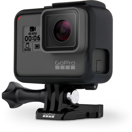 GoPro HERO6 Black 4K Ultra High Definition