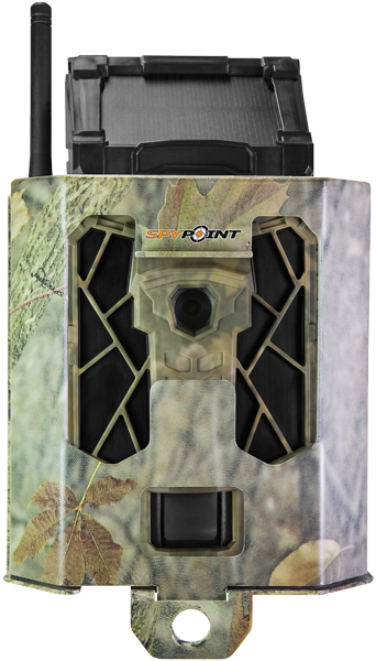 SPYPOINT Steel Security Lock Box for 42 LEDs Trail Cameras