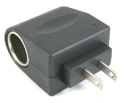 Car Cigarette Lighter Socket 12V Adapter