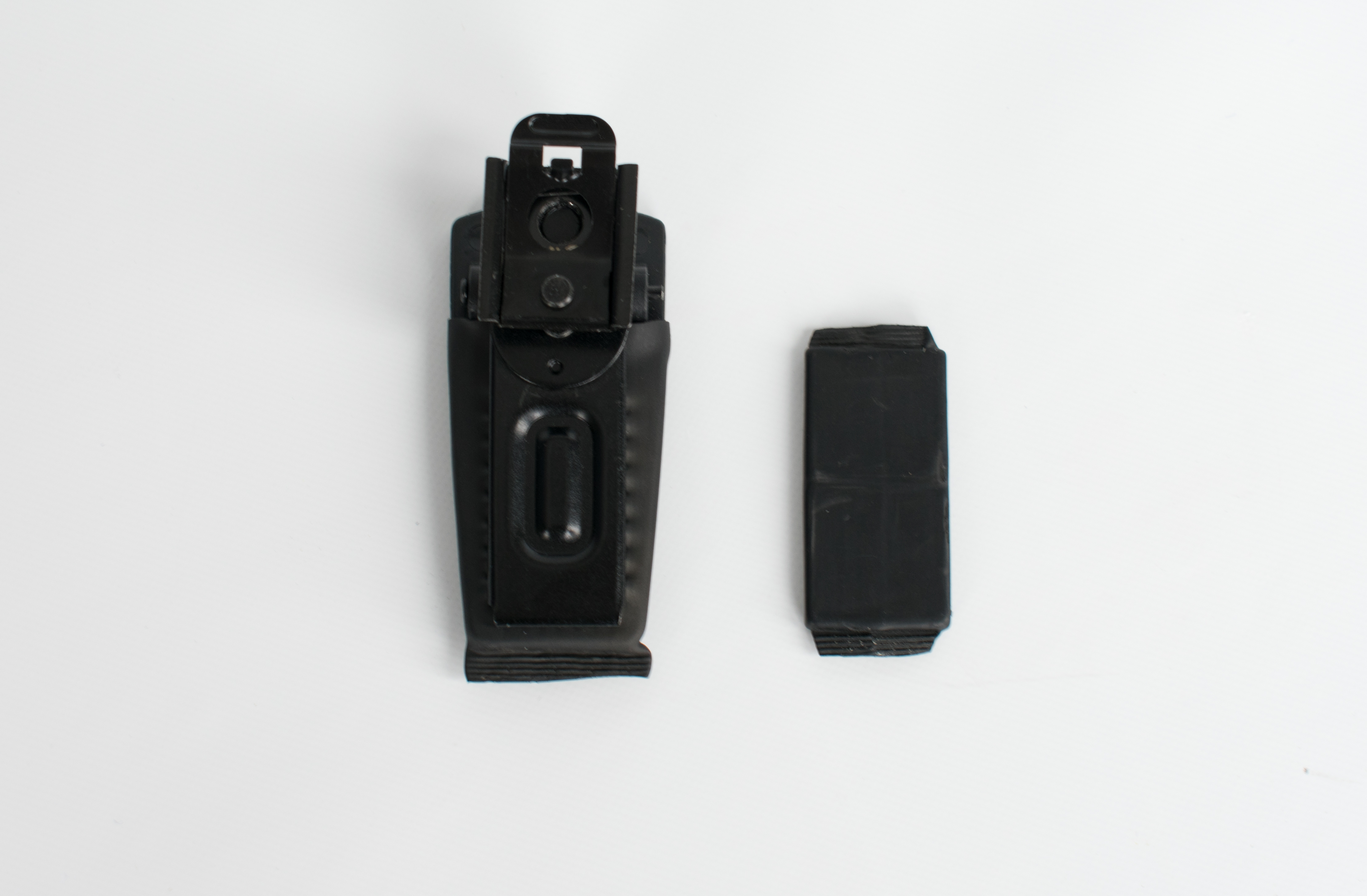 PatrolEyes SC-DV7 Alligator Magnet Mount Clip