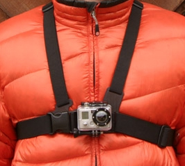GoPro HD Chest Mount Chesty Harness