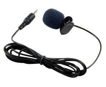 1.5MM Mini Low Gain Microphone
