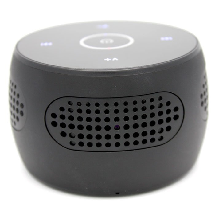 Lawmate 1080P Covert Bluetooth WiFi IP Speaker