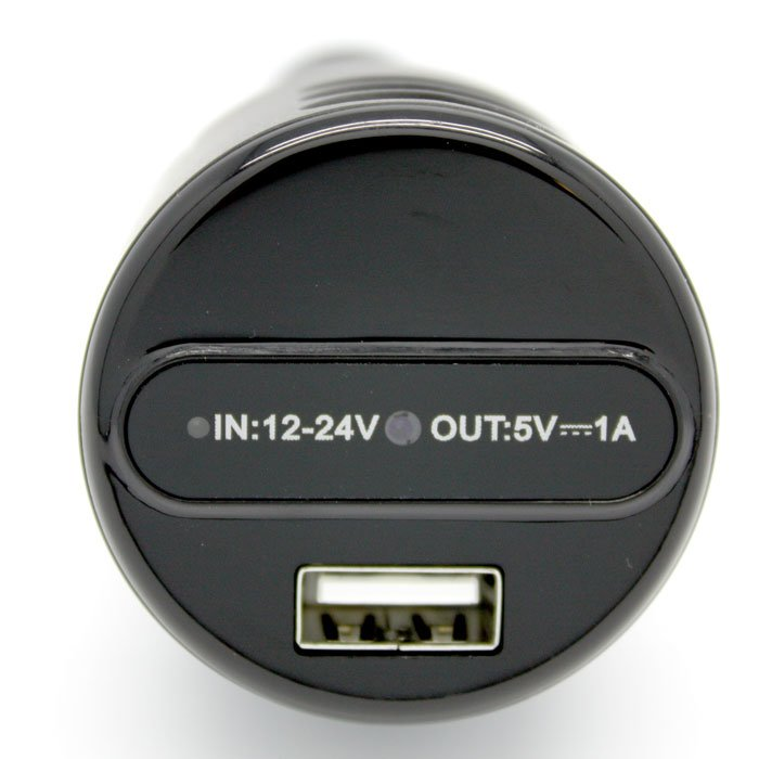 Lawmate USB Car Charger IR Night Vision Hidden Camera DVR