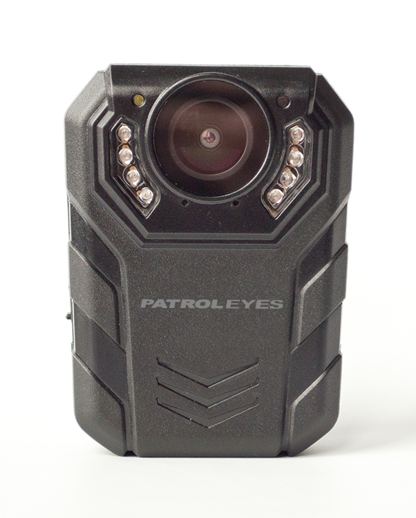 PatrolEyes HD 1080P Ultra 64GB Police Body Camera