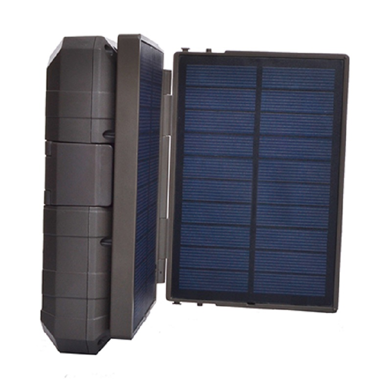 Trail Camera Solar Panel Charger 8800mAh Power Bank